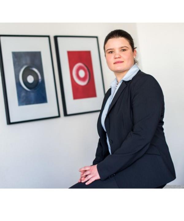 Rechtsanwältin<br/> Rebecca Schönberg