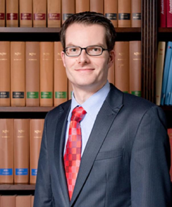 Rechtsanwalt<br/> Christian Höhne in Anstellung