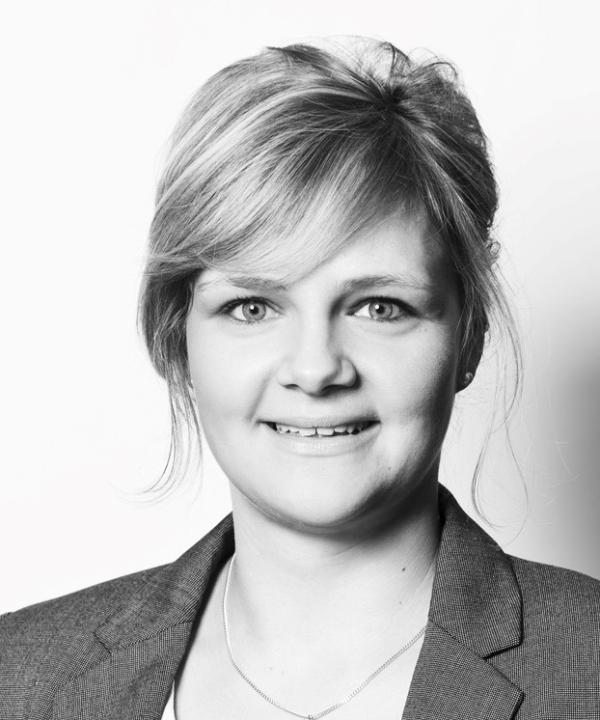 Rechtsanwältin<br/> Rebecca Hatscher