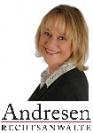 Rechtsanwältin<br/> Gesine Fiedler in Anstellung