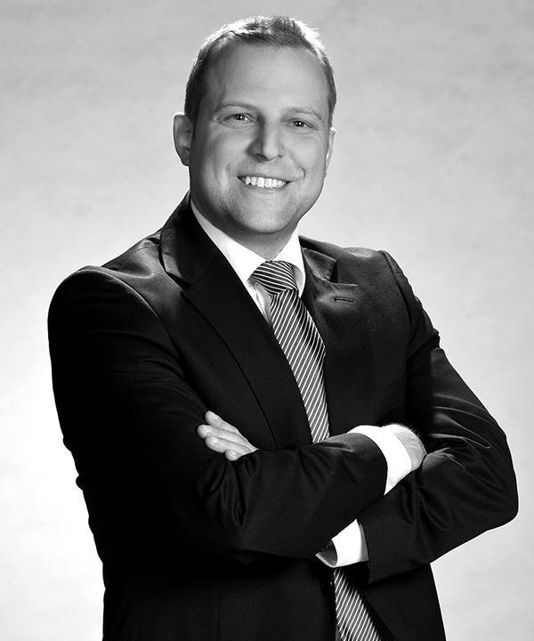 Rechtsanwalt<br/> Marc  Hildebrandt in Anstellung