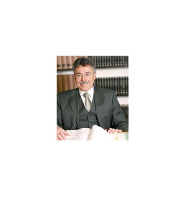 Rechtsanwalt und Notar<br/> Berthold Münch