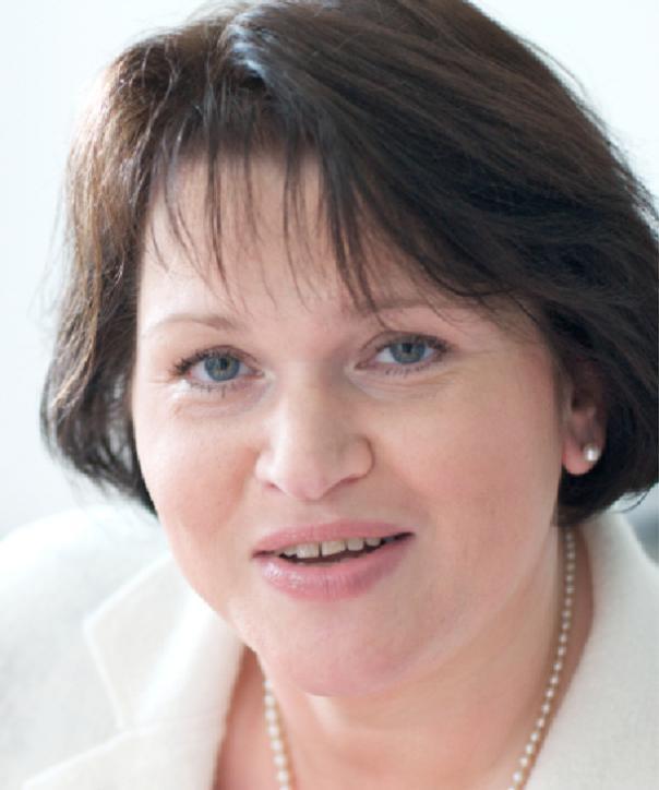 Rechtsanwältin<br/> Ulrike Weikert