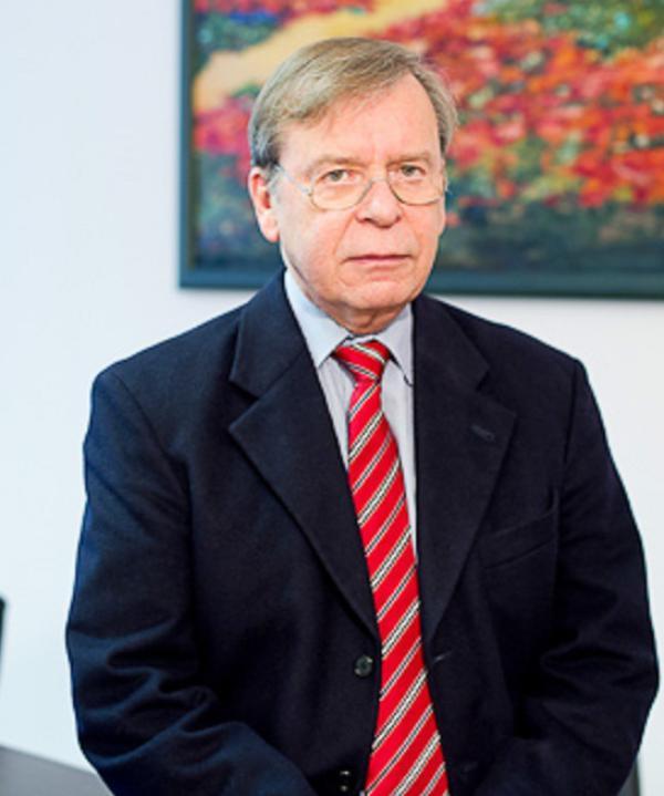Rechtsanwalt<br/> Prof. Dr. jur. Hans Rudolf Sangenstedt