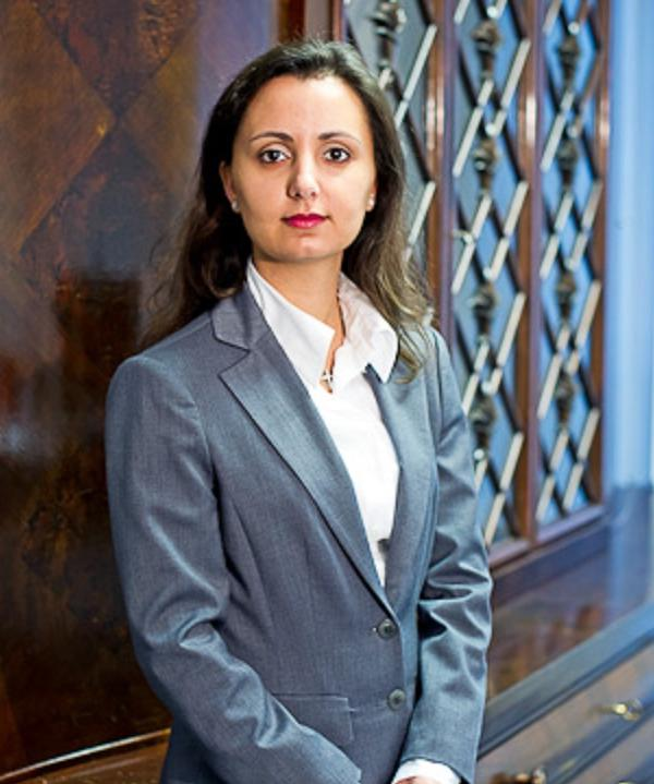Rechtsanwältin<br/> Laura Calasso