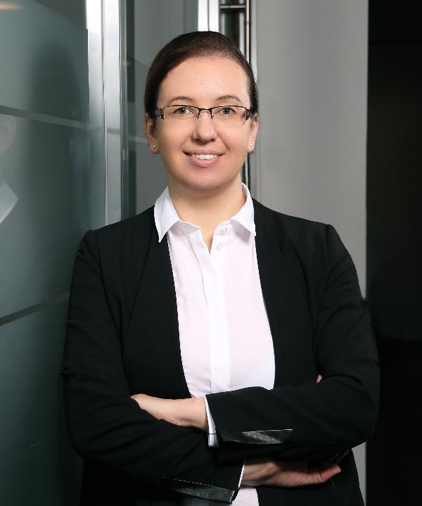 Rechtsanwältin<br/> Violetta Davydov