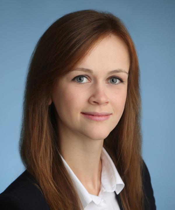 Rechtsanwältin<br/> Lilli Miller