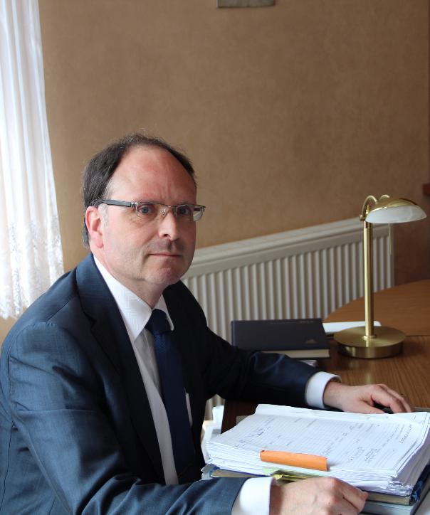 Rechtsanwalt<br/> Dr. jur. Andreas Enge