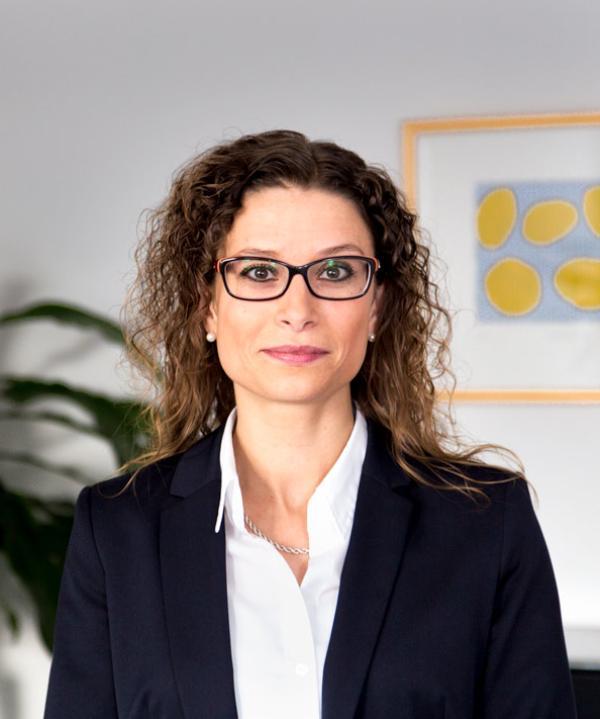 Rechtsanwältin<br/> Désirée Lambert