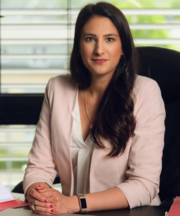 Rechtsanwältin<br/> Barbara De Icco Valentino