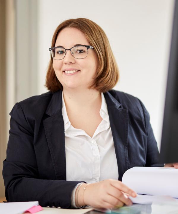 Rechtsanwältin<br/> LL.M. Katharina Scherle