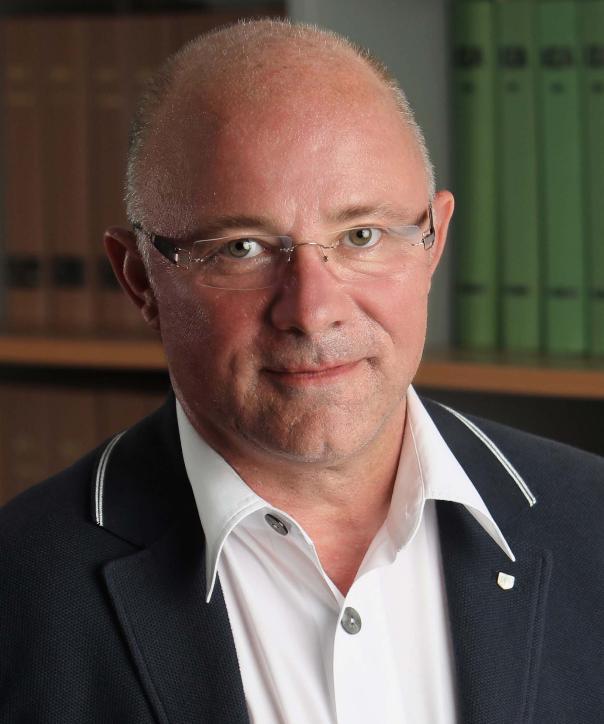 Rechtsanwalt<br/> Thomas E. Wolf