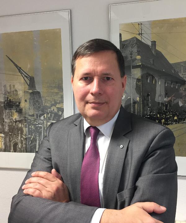 Rechtsanwalt<br/> Michael Boris  Bakarinow