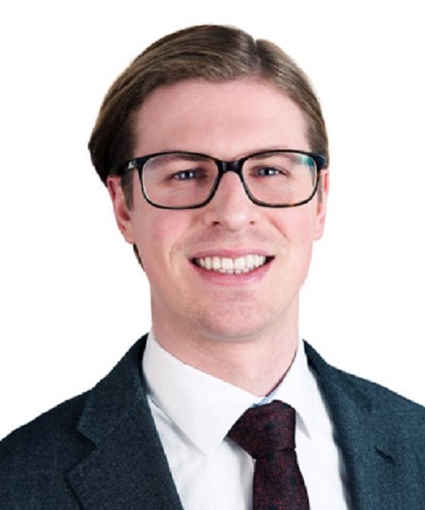 Rechtsanwalt<br/> Robin Förster