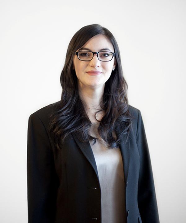 Rechtsanwältin<br/> Sarah Settele