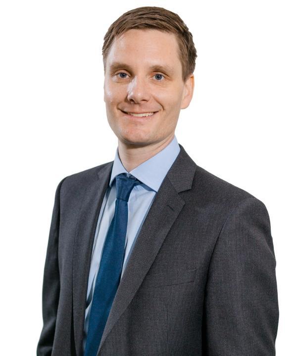 Rechtsanwalt<br/> Julian Körner