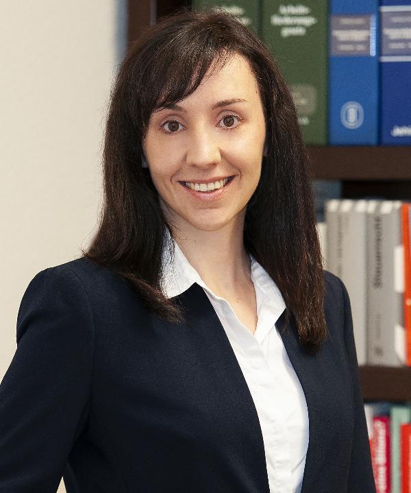 Rechtsanwältin<br/> Stefanie  Kowarschik