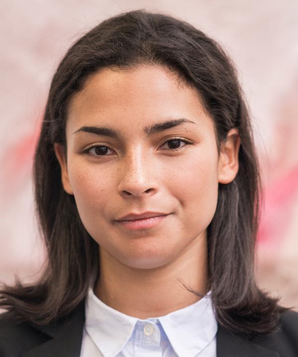 Rechtsanwältin und Mediatorin<br/> Sarah Lemus Delgado