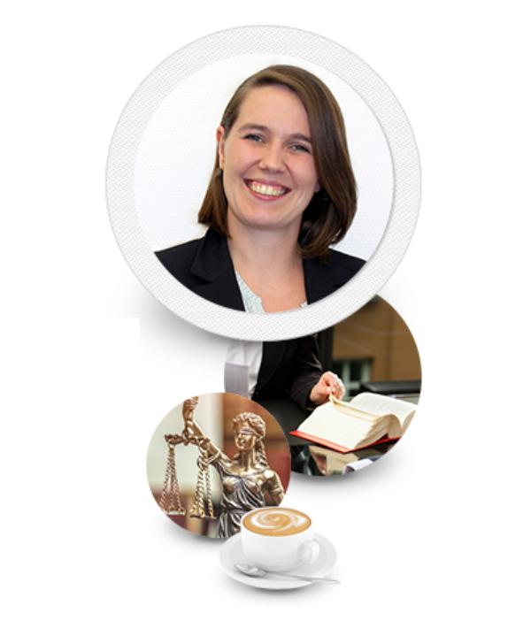 Rechtsanwältin<br/> Friederike Mehrwald