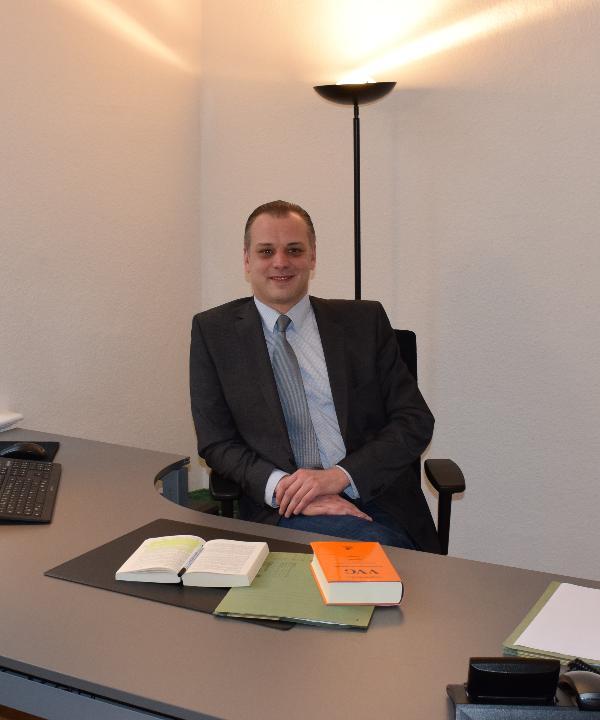 Rechtsanwalt<br/> Sebastian Berg in Bürogemeinschaft