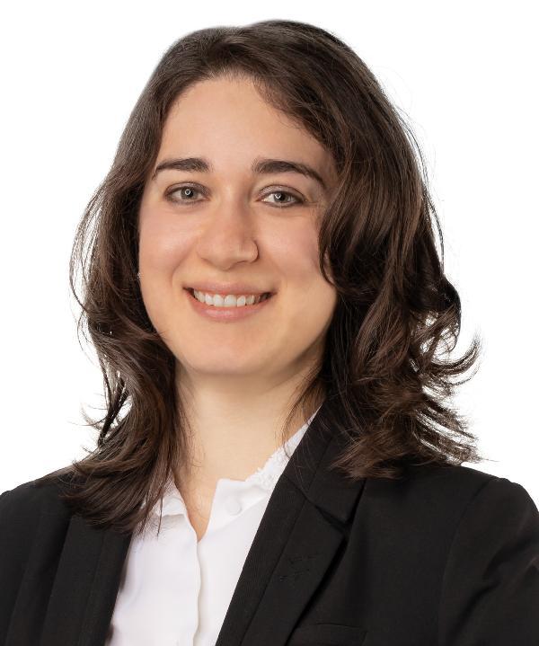 Rechtsanwältin<br/> Margherita Roncoroni