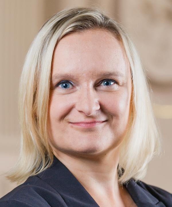 Rechtsanwältin<br/> Manuela Hanke