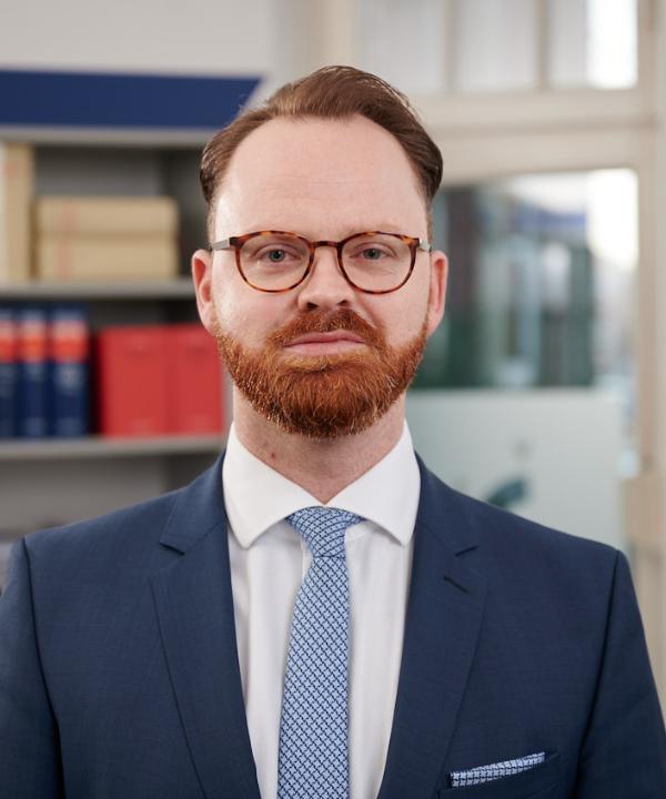 Rechtsanwalt<br/> Dr. jur. Andreas Rehder