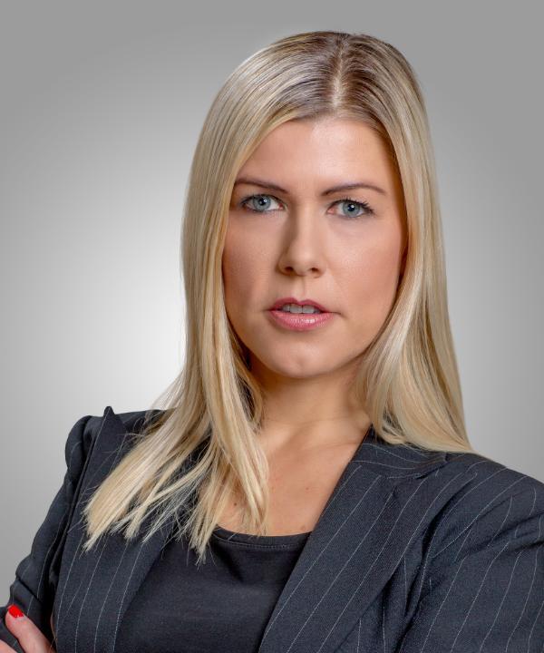 Rechtsanwältin<br/> Anja Hanisch in Anstellung