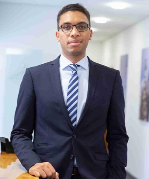 Rechtsanwalt<br/> Nicolas van Wijnen