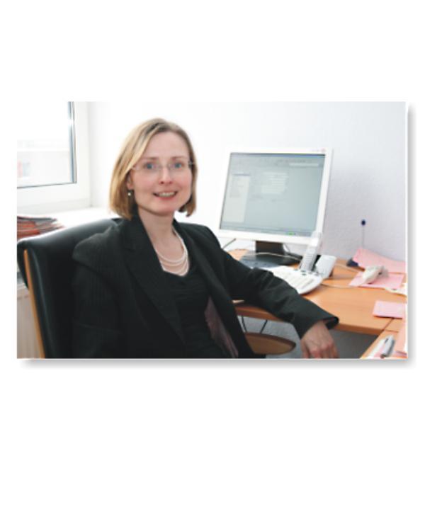 Rechtsanwältin<br/> Susanne Nettesheim