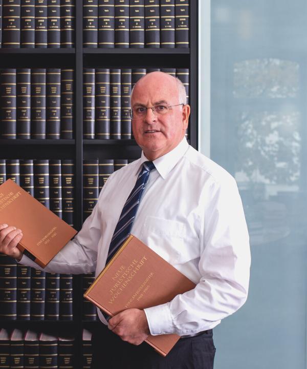 Rechtsanwalt und Notar<br/> Gerhard Mencke