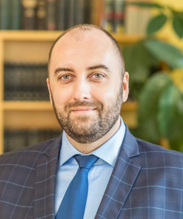 Rechtsanwalt<br/> Marcin Szczesniewski
