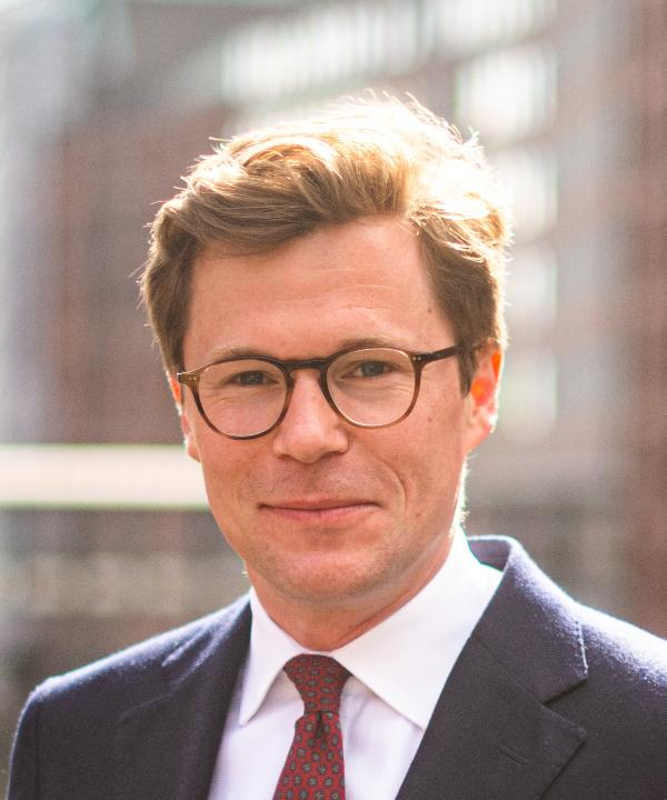 Rechtsanwalt<br/> Dr. Jan Friedrich Beckmann