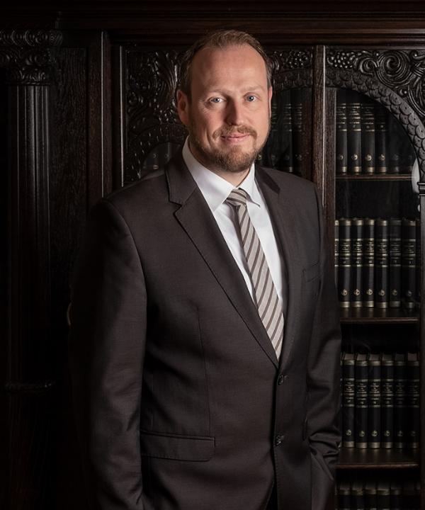 Rechtsanwalt<br/> Oliver Scholz
