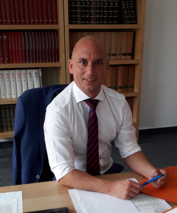 Rechtsanwalt<br/> Steffen Fisch