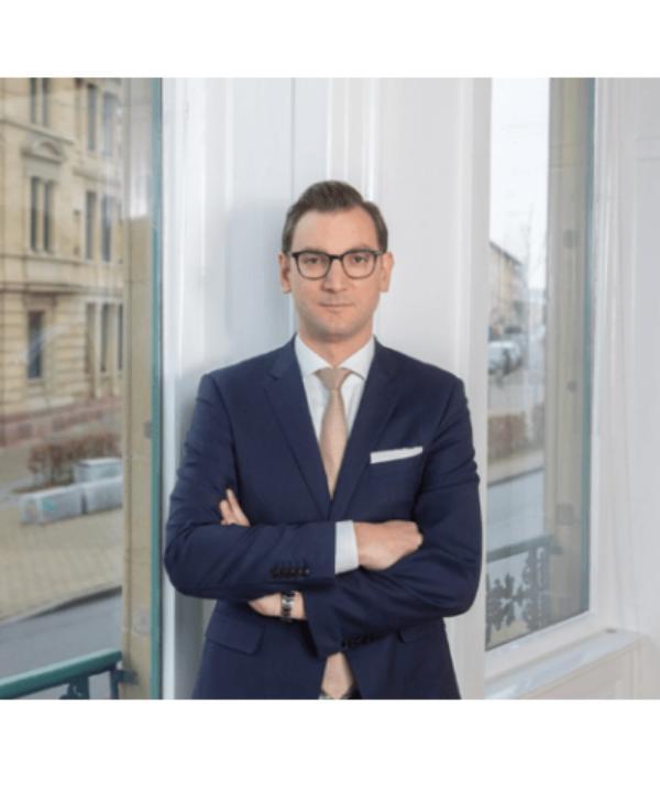 Rechtsanwalt<br/> Dr. Philipp Kauffmann