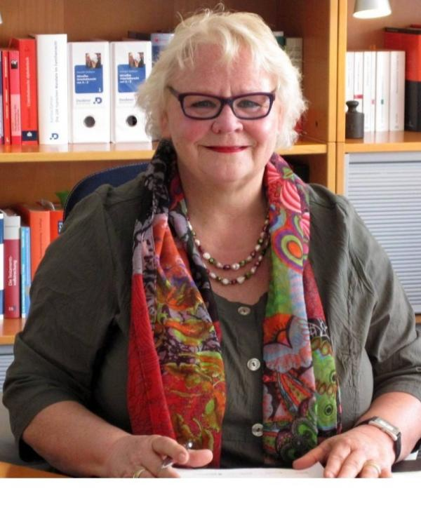 Rechtsanwältin<br/> Ute Golasowski