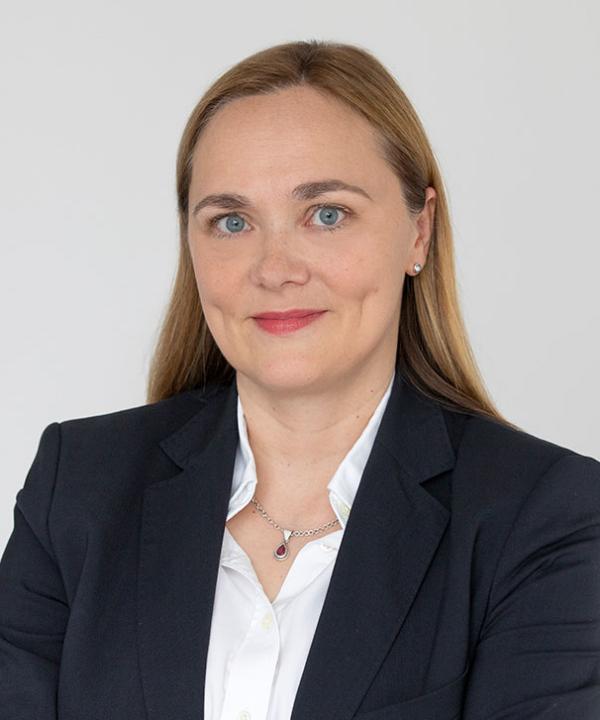 Patentanwältin<br/> Christiane Lucht-Küster