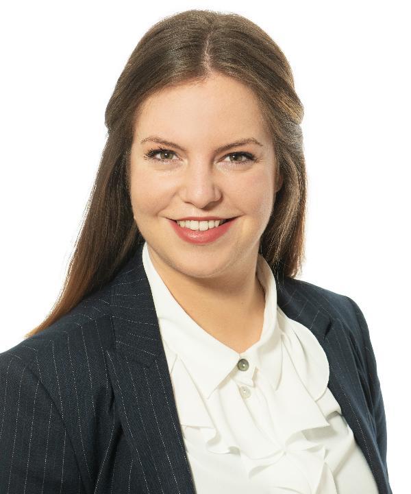 Rechtsanwältin<br/> Sarah Wiedenmann