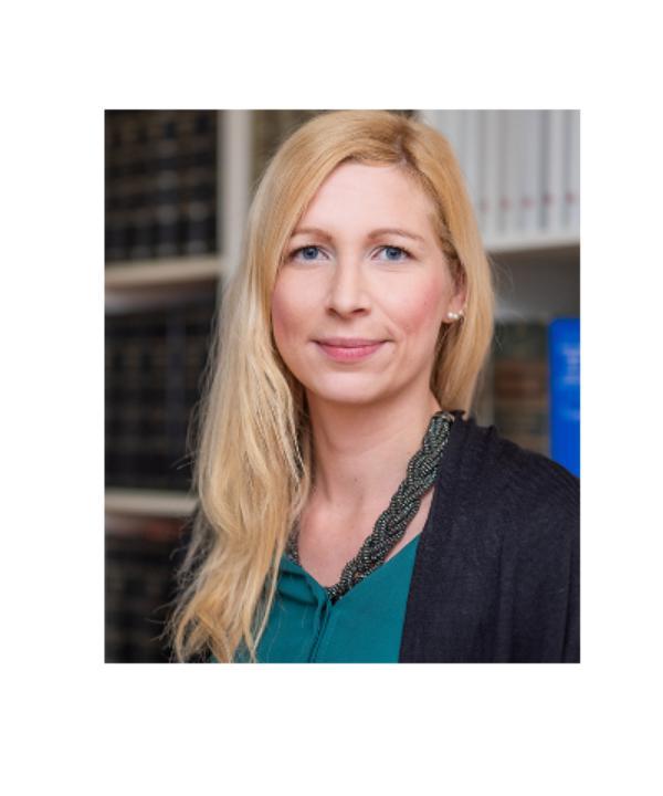 Rechtsanwältin<br/> Katja Schmidt