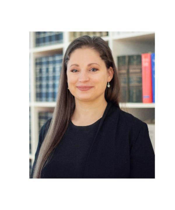 Rechtsanwältin und Steuerberaterin<br/> Kim Schäfer