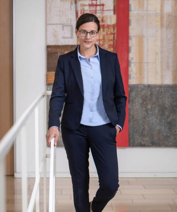 Rechtsanwältin und Mediatorin<br/> Daniele Eck