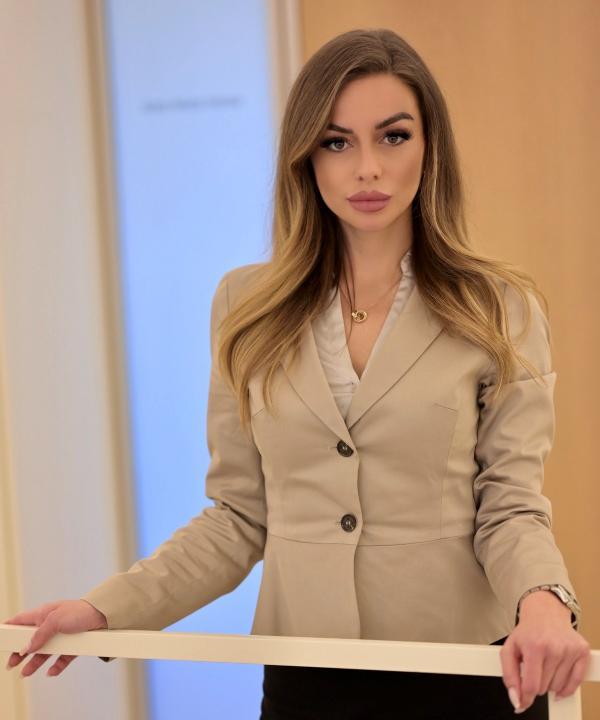 Rechtsanwältin<br/> Anna-Maria  Delotto