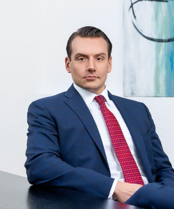 Rechtsanwalt<br/> Benedikt  Heimbeck