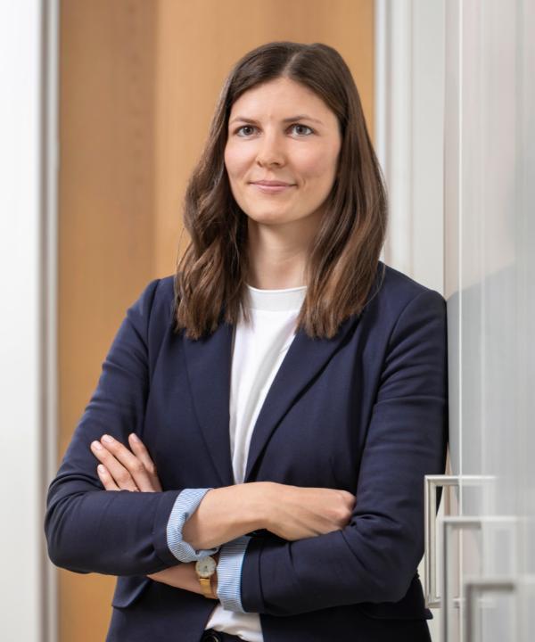 Rechtsanwältin und Mediatorin<br/> Dorothea Schäff
