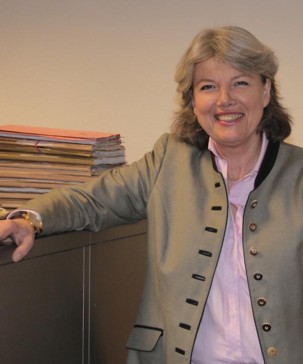Rechtsanwältin<br/> Heidi Sachse-Pintsch