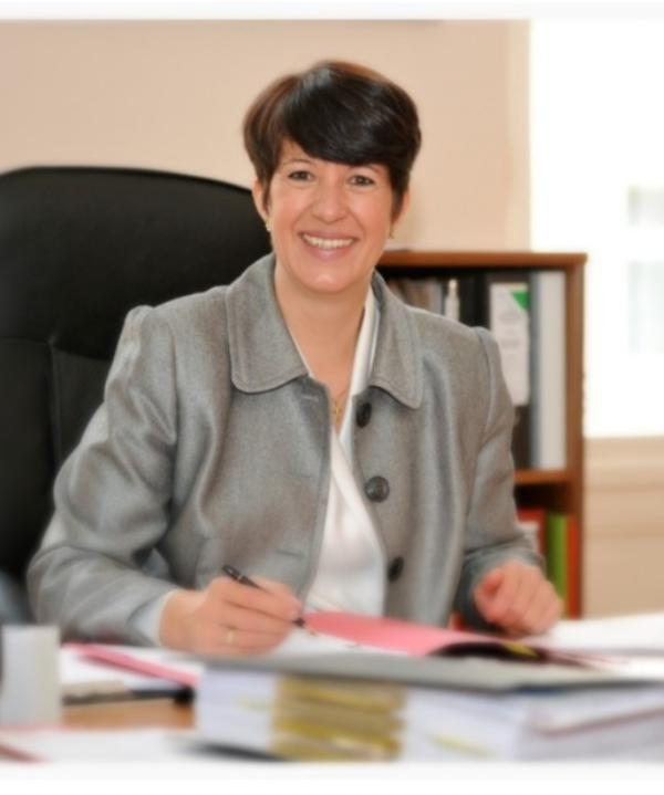 Rechtsanwältin<br/> Manuela Krahl-Röhnisch