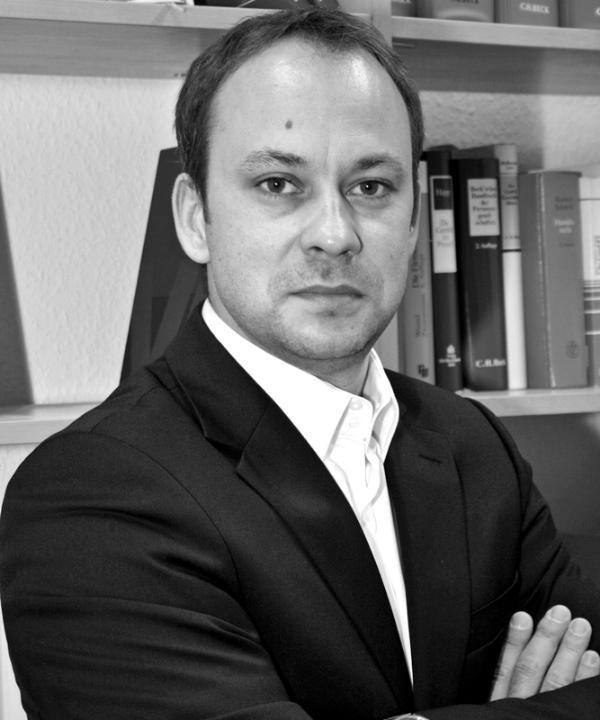 Rechtsanwalt<br/> Toralf Müller