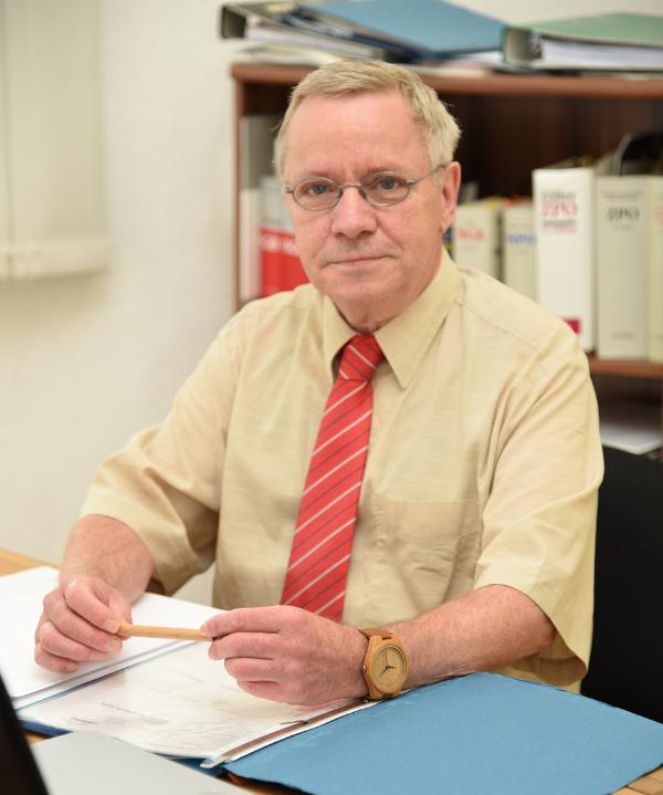 Rechtsanwalt<br/> Volker Passoke